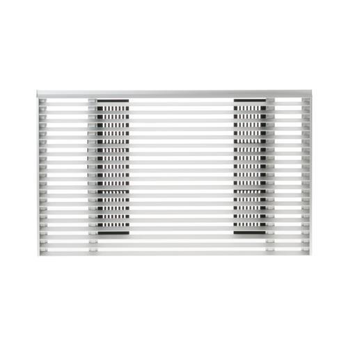 GE Appliances - Architectural Louvered Ext Grille-J Seri