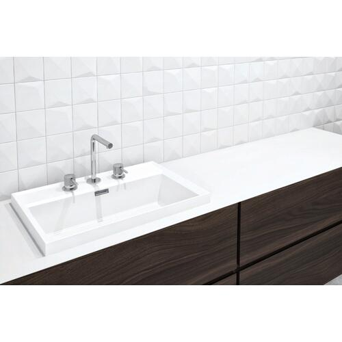 Drop-in sink VLBQS 24