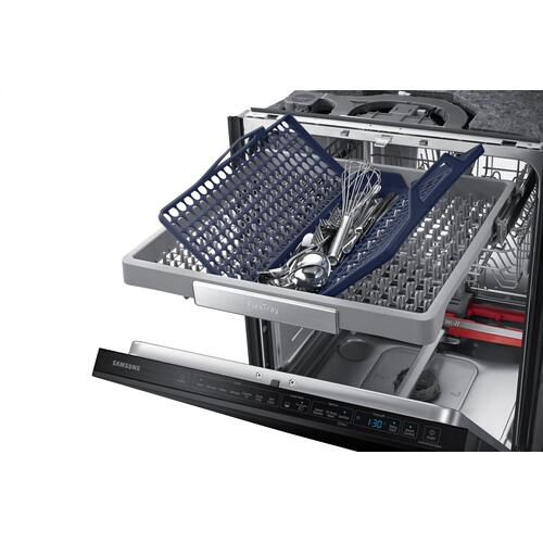 Samsung Canada - DW80M9960UG Premium Plus Dishwasher with WaterWall™ Technology