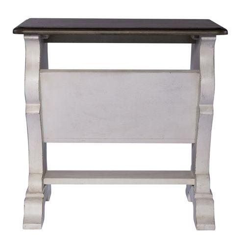 Liberty Furniture Industries - Library Chair Side Table