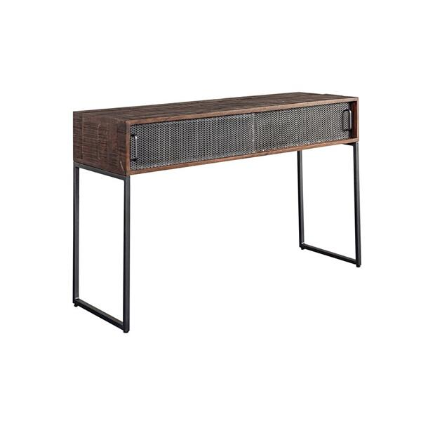 Metropolitan Sliding Door Console Table, 3254-SC