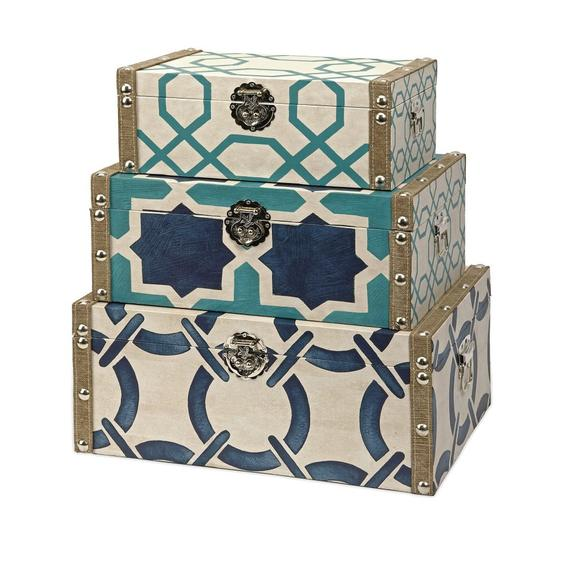 Hadley Boxes - Set of 3