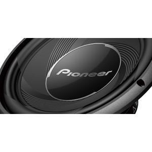 """Pioneer - 12"""" - 1400w Max Power, Single 4 W Voice Coil, IMPP Cone, VCCS - Subwoofer"""