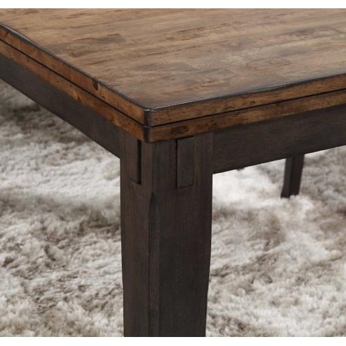 Shelton Leg Table