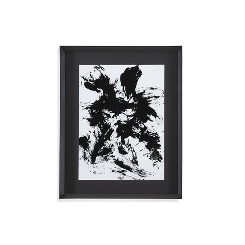 Bassett Mirror Company - Expressive Abstract II