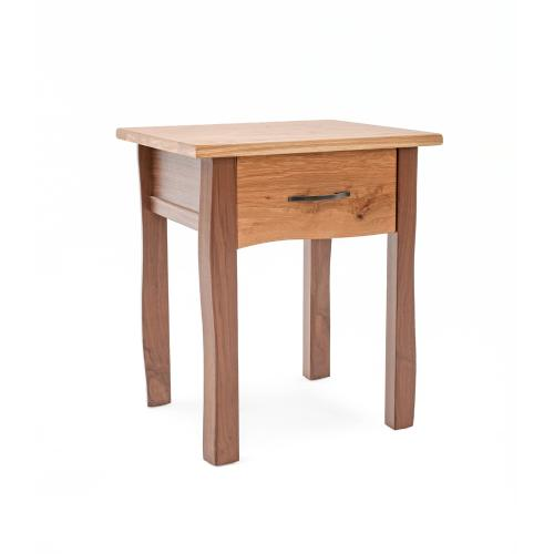 Cannock Chase 1 Drawer Nightstand