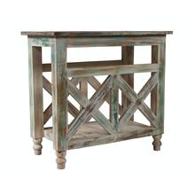 View Product - Accent Table, Available in Recycled Finish.
