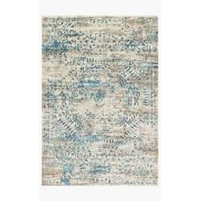 View Product - KT-05 Ivory / Blue Rug