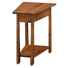 See Details - Craftsmen Wedge Table