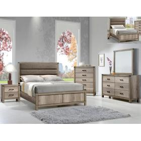 Matteo 5 PC. Queen Bedroom Suite