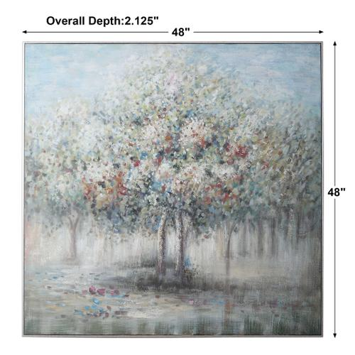 Product Image - Fruit Trees Hand Painted Canvas