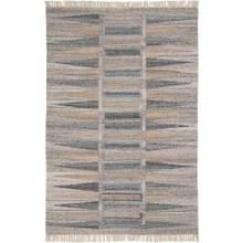 "BECKETT 0817F IN GRAY/BEIGE 3'-6"" x 5'-6"""