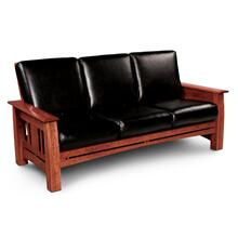 Product Image - Aspen Sofa Recliner, Fabric Cushion Seat