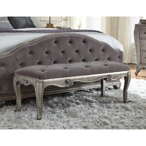 Rhianna Upholstered Bed Bench