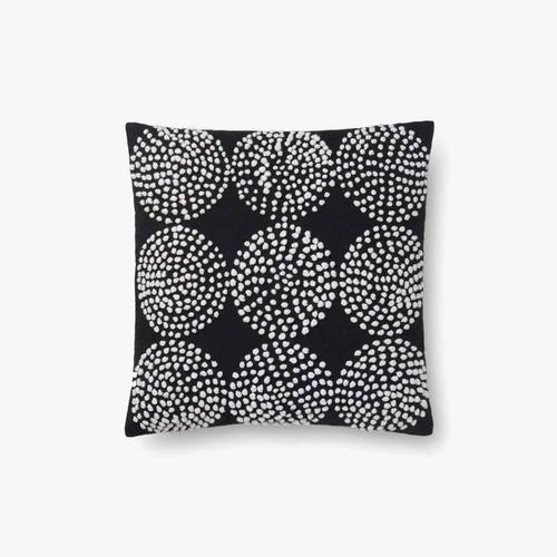 P0641 Black Pillow
