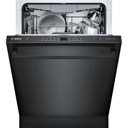100 Series Dishwasher 24'' Black SHXM4AY56N