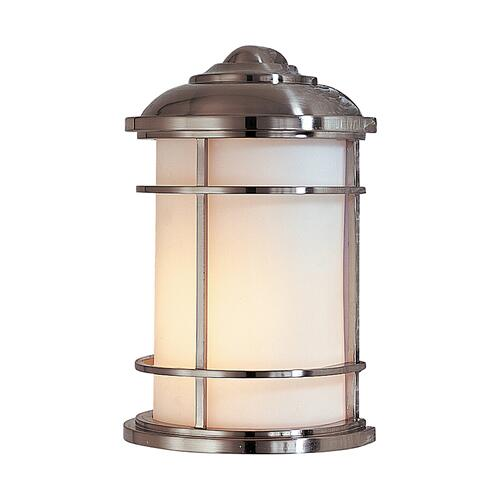 Lighthouse Pocket Lantern Brushed Steel