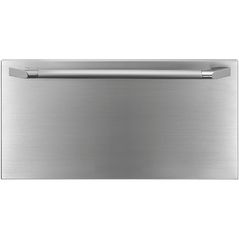 "24"" Indoor/Outdoor Warming Drawer, Silver Stainless Steel"