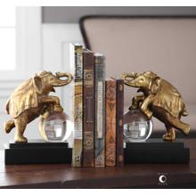 Circus Act Bookends, S/2