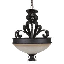 See Details - Mckensi Collection 16.25-Inch Foyer Pendant
