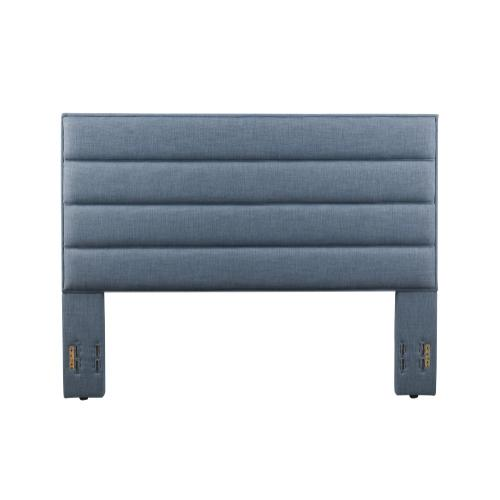 Delton Headboard - Full/Queen, Blue
