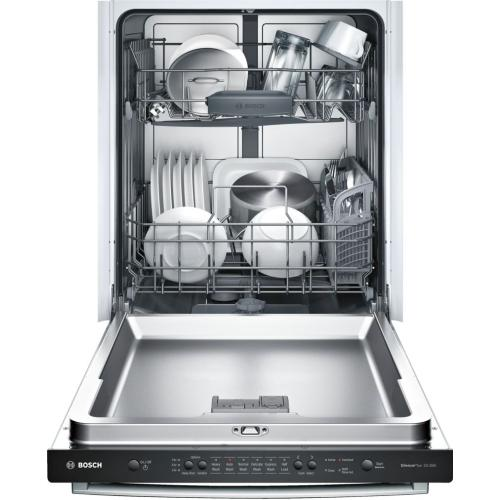 Ascenta® Dishwasher 24'' Stainless steel SHX3AR75UC