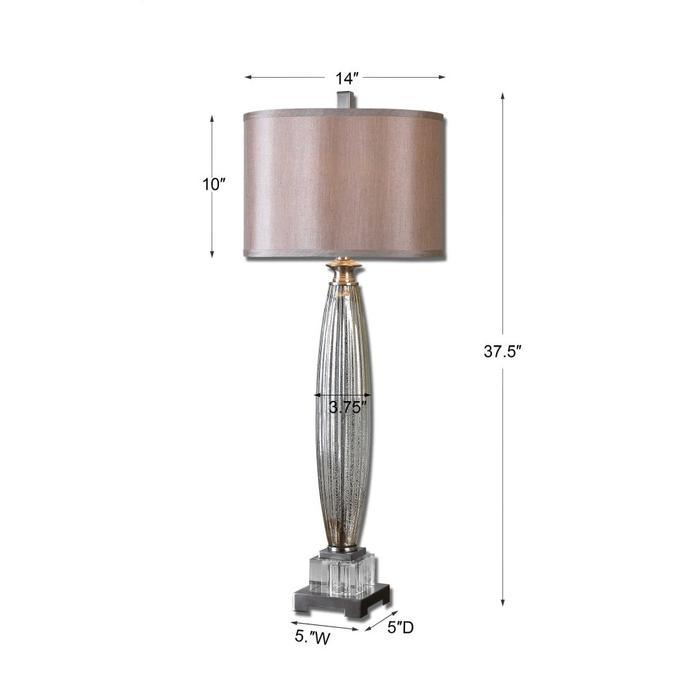 Uttermost - Loredo Buffet Lamp