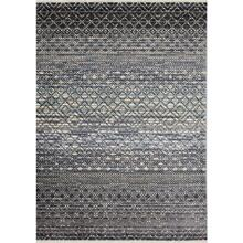 Calabar 8624 Blue Grey White 6 x 8