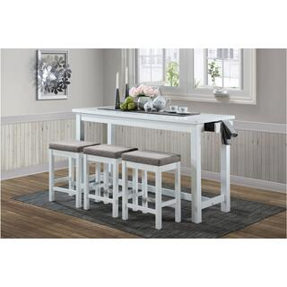 4 Pc. Counter Height Set