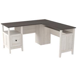 "Ashley FurnitureSIGNATURE DESIGN BY ASHLEYDorrinson 59"" Home Office Desk"