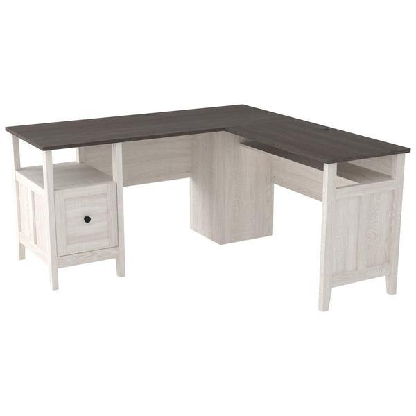 See Details - Dorrinson 2-piece Home Office Desk