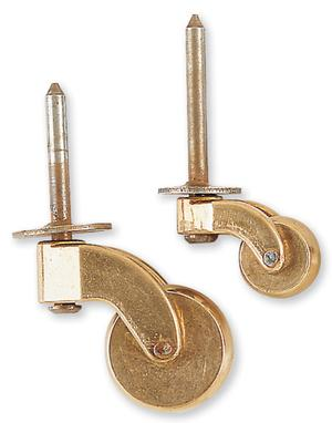Brass Caster Product Image