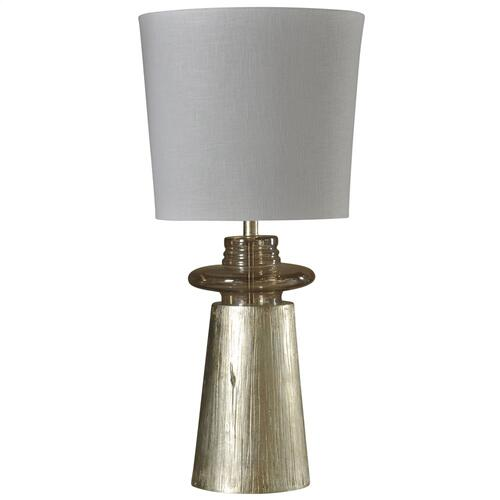 Casino  Resin and Glass Table Lamp