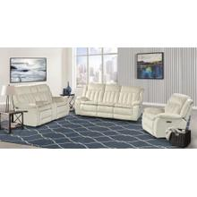 CUDDLER - LAUREL ECRU Power Reclining Collection