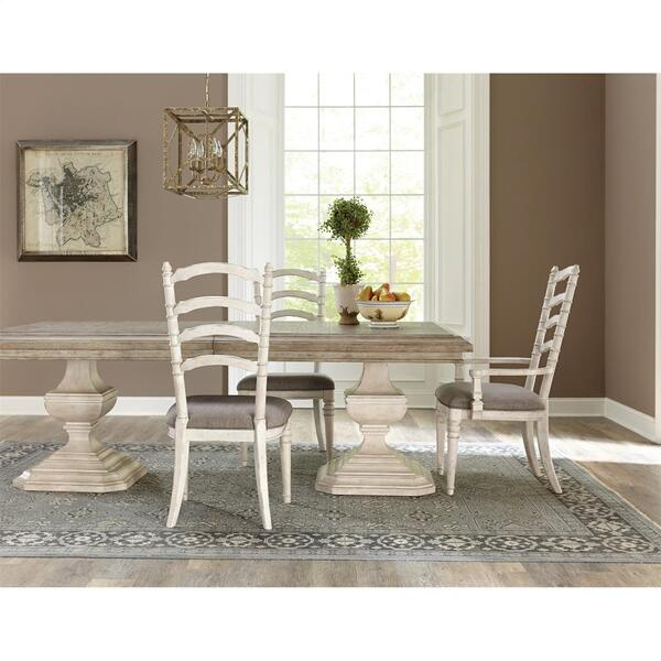 Elizabeth - Rectangular Dining Table Top - Antique Oak Finish