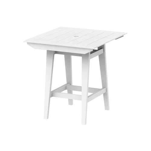 Seaside Casual - Mad 40x40 Bar Table (276)