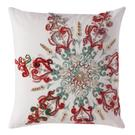 Twinkling Snowflake Pillow Product Image