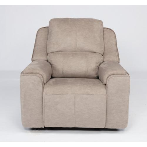 Milo Power Gliding Recliner with Power Headrest