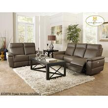 Power Double Reclining Loveseat