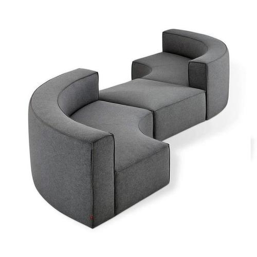 Product Image - Mix Modular 3-PC Seating Group A Vintage Mineral