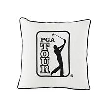 PGA TOUR Mulligan Logo Pillow 16 x 16