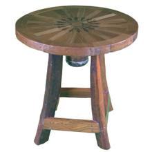 TF-0926 Cattle Baron's End Table