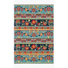 View Product - FC-23 Blue / Multi Rug
