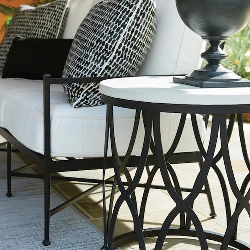 Bassett Furniture - Haley Round Side Table