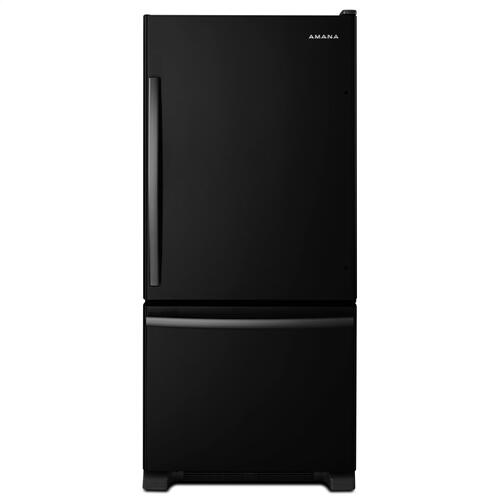 29-inch Wide Bottom-Freezer Refrigerator with EasyFreezer™ Pull-Out Drawer - 18 cu. ft. Capacity