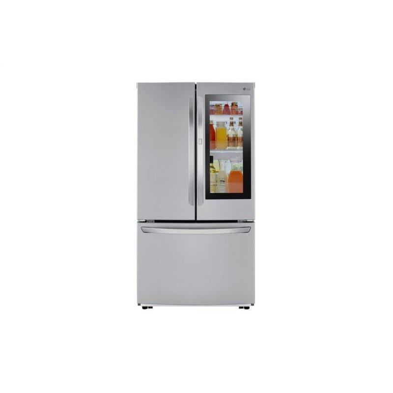 23 cu. ft. InstaView™ Door-in-Door® Counter-Depth Refrigerator
