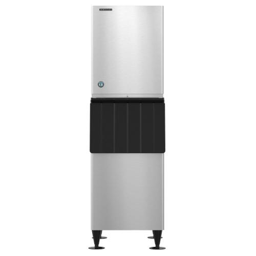 KM-660MRJ with URC-5F, Crescent Cuber Icemaker, Remote-cooled