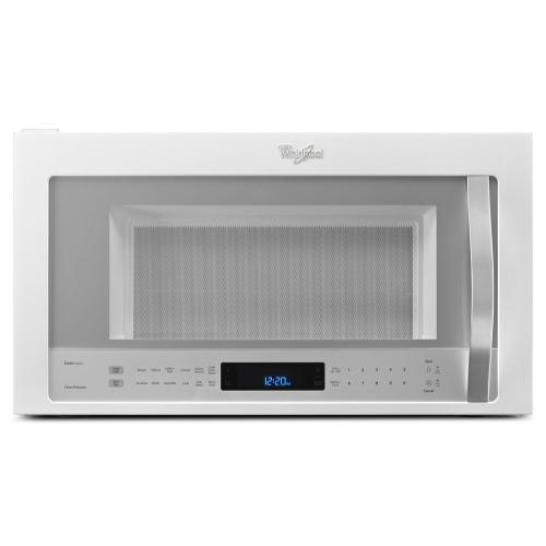 Whirlpool - 1.9 cu. ft. Capacity Steam Microwave With True Convection Cooking - Floor Model