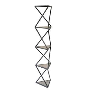Prague Angled Narrow Etagere