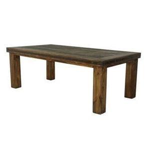 8' Laguna Table W/Reclaimed Wood